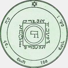 Hoodoo Hill: Lesson 5: Magic Seals of Solomon - Pentacles of Venus
