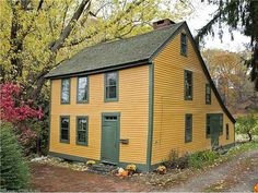 c. 1670 Saltbox - Norwich, CT - $150,000 - Old House Dreams