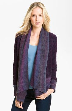 Love it...want it...Curio Scallop Edge Cardigan available at Nordstrom