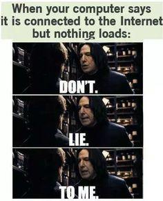 Lets smile • Harry Potter • Professor Snape