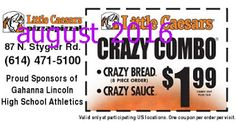 Free Printable Coupons: Little Caesars Coupons