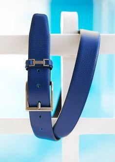 Elkskin belt with Canali texture loop - Unstructured Elegance Leather Buckle, Leather Belts, Fashion Menswear, Men's Fashion, Braces Suspenders, Shoe Boots, Shoe Bag, Men's Accessories, Custom Clothes