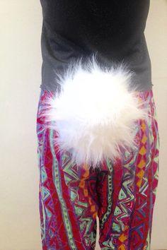 Bunny Rabbit Overhead blanc fourrure Masque accessoires costume robe fantaisie