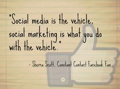 What's the Difference between Social Media and Social Media Marketing? | Constant Contact Blogs