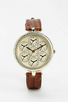 All The Time Watch #urbanoutfitters