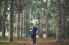 Forest engagement shoot, Auckland, New Zealand. Wedding photography