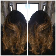 #pravana #color Autumn hair color