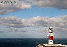 Faro de Cabo Ortegal (fotografía de dan.cotfas)