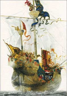 Павел Татарников, Буря.  The Tempest. After W. Shakespeare. ISBN 985-6427-46-0, 2000. Illustrator Pavel Tatarnikov.