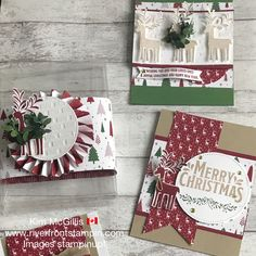 Stampin up!'s merry Mistletoe stamp set is perfect to accentuate the embossing paste! Add dazzling diamonds glitter to make your own Christmas glitter paste!
