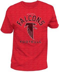 Authentic Nfl Apparel Men s Atlanta Falcons Midfield Retro T-Shirt Mens  Retro Shirts 8f3a74bb1