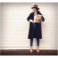 2.7 SUNDAY☆ ハンバーガーlunchに合わせたカッコ笑 #fashion#outfit#ootd#coodinate#simple#コーデ#コーディネート#プチプラ#プチプラコーデ#danielwellington#ダニエルウェリントン#バンダナ#matatabi