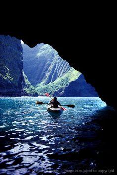 Queen's bath in Kauai, Hawaii//In need of a detox?