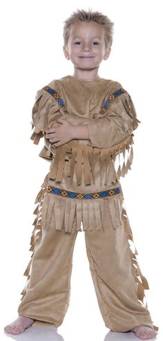 Indian Boy Costume from Buycostumes.com