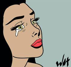 también las lágrimas hacen brillar los ojos