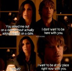 The moment Deeks and Kensi started to officially become Densi