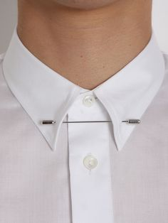 collar bar #collar #bar #MensFashion http://www.mensaccessoriesshop.com/buy-cufflinks-tie-clips-collar-bars.html