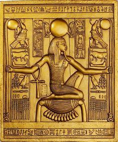 Design Toscano Egyptian Temple Stele Tutankhamen Plaque - - All Wall Art - Wall Art & Coverings - Decor Egyptian Temple, Egyptian Kings, Egyptian Pharaohs, Ancient Egyptian Art, Egyptian Goddess, Ancient History, Art History, Arte Tribal, Egypt Art