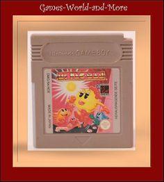 MS.PAC-MAN für Gameboy