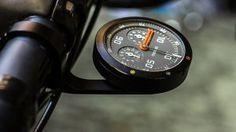 Omata One, un nouveau type de compteur kilométrique de vélo.