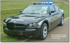 Dodge Charger police cars: where they are, who is using them Nc Highway Patrol, North Carolina Highway Patrol, Police Uniforms, Police Officer, Radios, 4x4, Police Cars, Police Vehicles, Car Badges