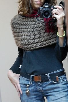 Love these sweater shrugs. I have a few and they're just enough to keep you warm but not overly warm.