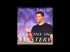 Lessons in Mastery Audiobook Full Tony Robbins