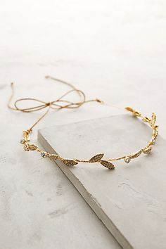 Eloise Circlet Headband by Jennifer Behr