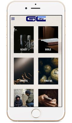 Church App - Beautiful Custom Mobile Apps for Churches Mobile Design, App Design, Church App, Small Groups, Mobile App, Apps, Engagement, Life, Mobile Applications