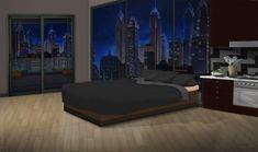 Scenery Background, Living Room Background, Animation Background, Bedroom Tv Wall, Bedroom Night, Bedroom Decor, Episode Interactive Backgrounds, Episode Backgrounds, Anime Backgrounds Wallpapers