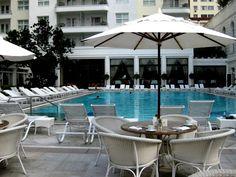 Copacabana Palace Pool ..