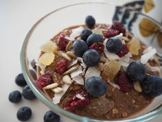 Fast & super tasty protein oats