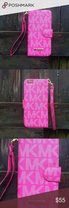 Cute MK iPhone 6 plus or 6s plus case. Ships within 1.5 weeks. King Accessories Phone Cases