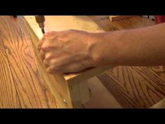 Pt 3 of 4 How to build a router table for your dremel tool - YouTube