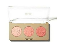 Milani Blush Rose, Baked, Harmony, Flower Trio Powder, Draping Pressed Powder   eBay Good Drugstore Bronzer, Best Bronzer, Milani Rose Powder Blush, Bronze Tan, Maybelline Makeup, Makeup Sale, Beauty Balm, Lip Stain, Contouring And Highlighting