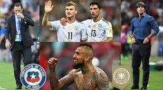 Germany wins FIFA confederation cup 2017