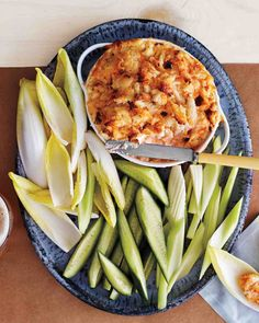 Hot-Crab and Pimiento-Cheese Spread from Martha Stewart Living {Sept 2014}
