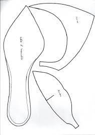Znalezione obrazy dla zapytania fondant heel tutorial