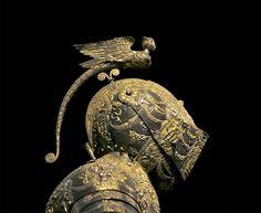 Helmet for Alessandro Farnese Lucio Piccinino c. 1578