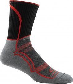 Bjorn Nordic Boot Cushion / Black/Red / M Large