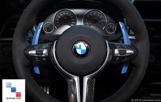 Add Some Character To Your Wheel -  - Aluminum SMG/DCT Steering Wheel Shifter Paddles  - Photo #4
