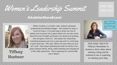Register today for this FREE Online Summit! https://discovery-coaching.leadpages.co/womensleadershipsummit/