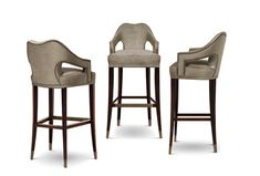 Nº 20 | Modern Bar Chair by BRABBU contract hospitality furniture, custom furniture design, contemporary custom made bar chairs www.brabbu.com