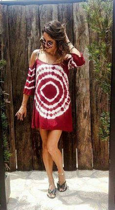 #vestido #dress #tiedye #bohostyle #boho #bohochic