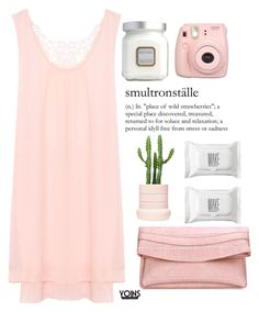 """""""#Yoins"""" by credentovideos ❤ liked on Polyvore featuring Laura Mercier, Make and Fujifilm"""