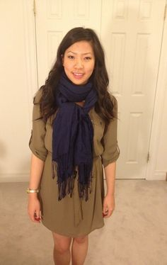 How to Wear a Scarf 5 Ways - Snapguide