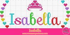 James Cartwright, Cross Stitch Embroidery, Cross Stitch Patterns, Needlepoint, Alice, Bullet Journal, Crochet, Erika, Cross Stitch Font