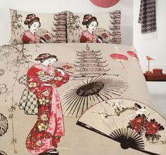 Resultado de imagem para flor de cerejeira coberta de cama