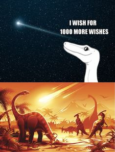How the extinction really happened