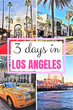 This trip of 3 days in Los Angels is part of the 10 Days West Coast Trip that I talked about in some of the previous articles. Los Angeles was our last. Usa Travel Guide, Travel Usa, Travel Guides, Vacation Travel, Canada Travel, Travel Packing, Vacation Ideas, Vacations, Los Angeles Travel Guide